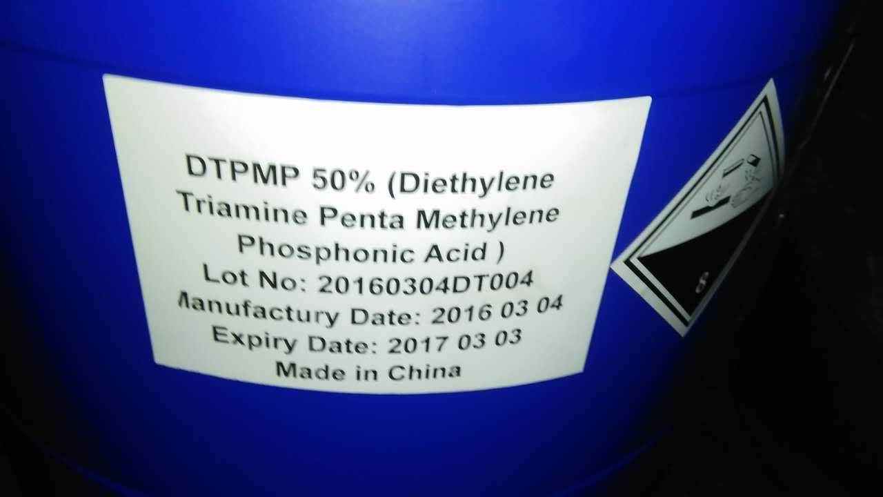 Water Treatment Chemical DTPMPA with SGS Certification pictures & photos