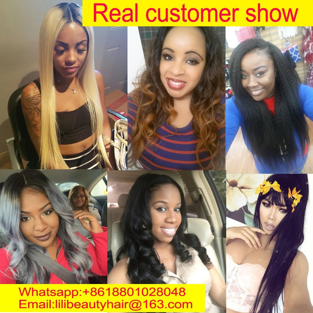 Top Quality Grade 8A Virgin Brazilian Hair Extension Human Hair pictures & photos