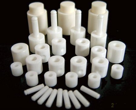 Electric Application Custiomized Steatite Ceramic Parts