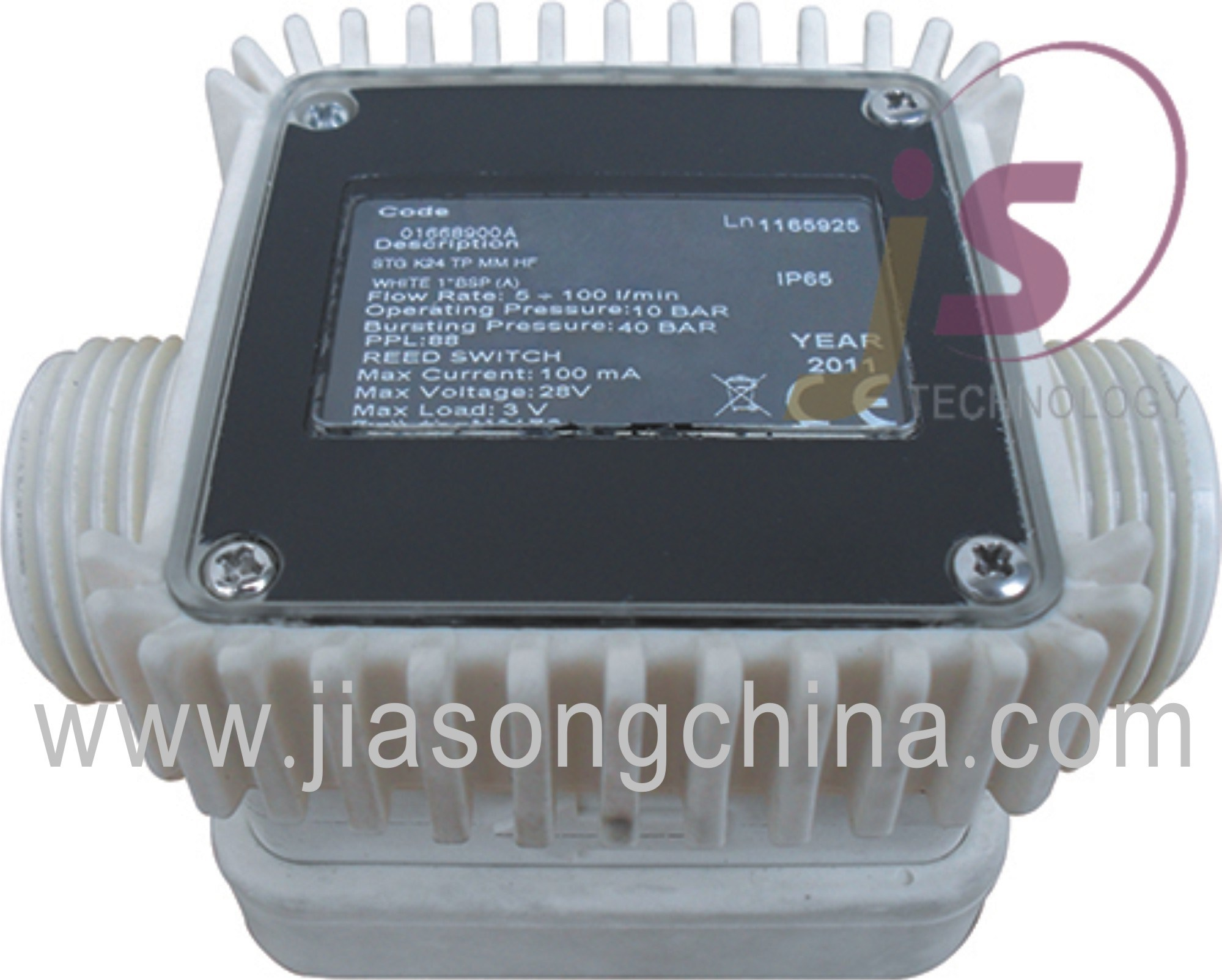 Turbine Digital Water Diesel Fuel Flow Meter