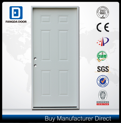 Fangda 6 Panel Set Door, Your Best Choice for Hotel Door