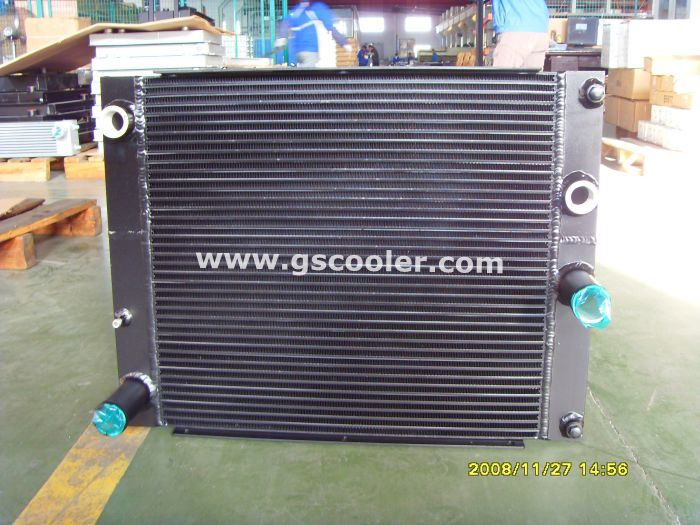 Oil/Air Aluminium Heat Exchanger (C022)