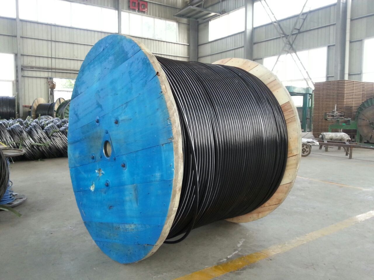 China Power Cable Cu/XLPE/PVC 0.6/1kv - China Copper Conductor ...