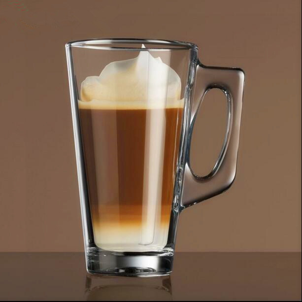 China 250ml Hot Coffee Glass Beer Glass Coffee Mug Latte Coffee Cup China Coffee Glass And Latte Cup Price