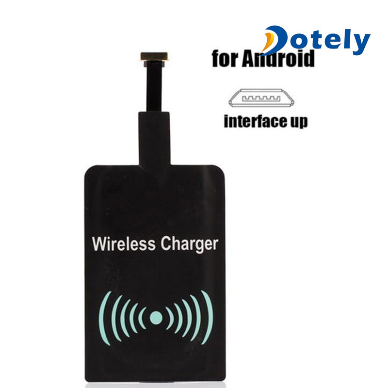 china qi wireless charging receiver card for samsung galaxy s5 s3 s4 china wireless charger. Black Bedroom Furniture Sets. Home Design Ideas