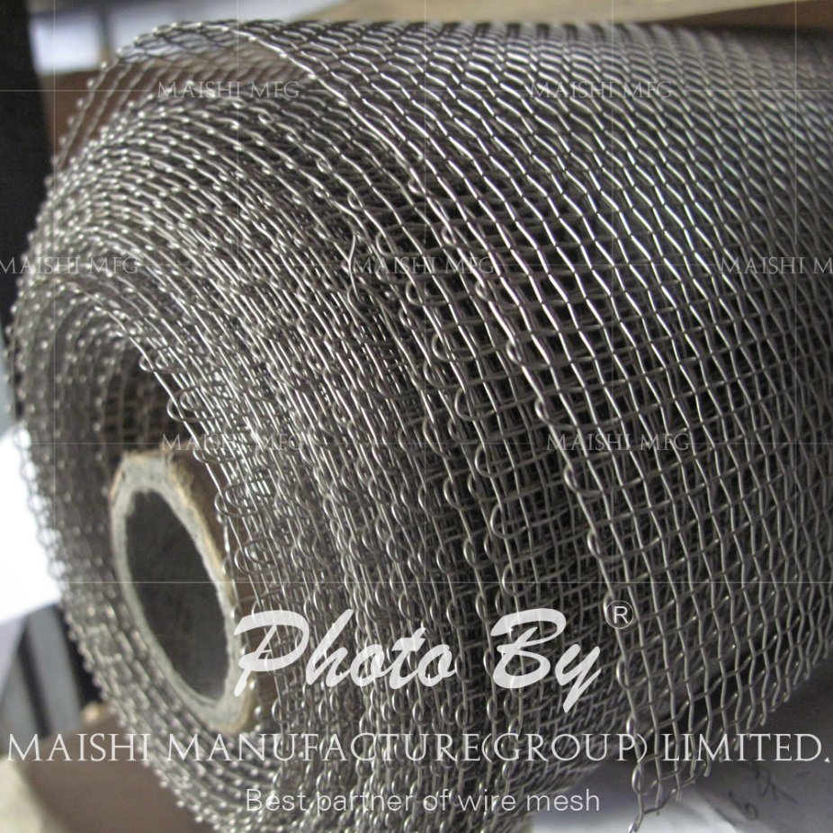 China Plain Weave 304 Stainless Steel Wire Mesh Cloth Photos ...