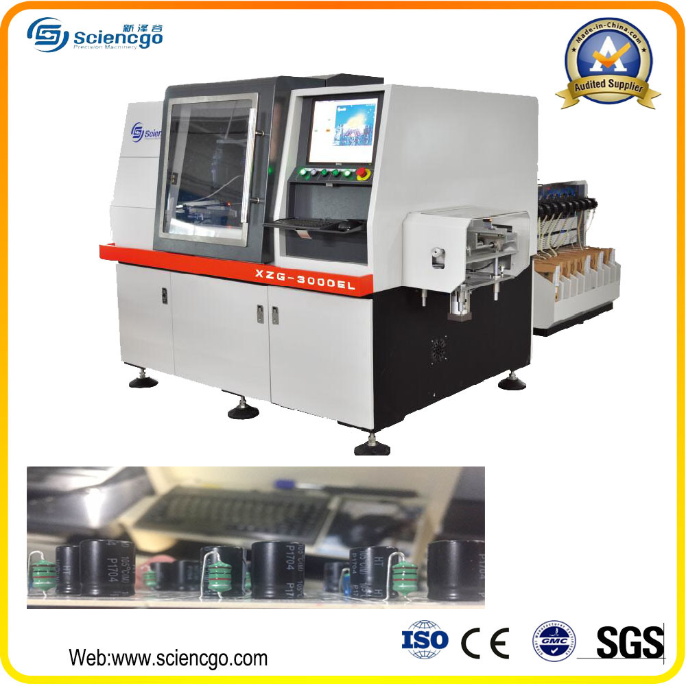 China Pcb Assembly Printed Circuit Board Manufacturing Machine Consists Of A