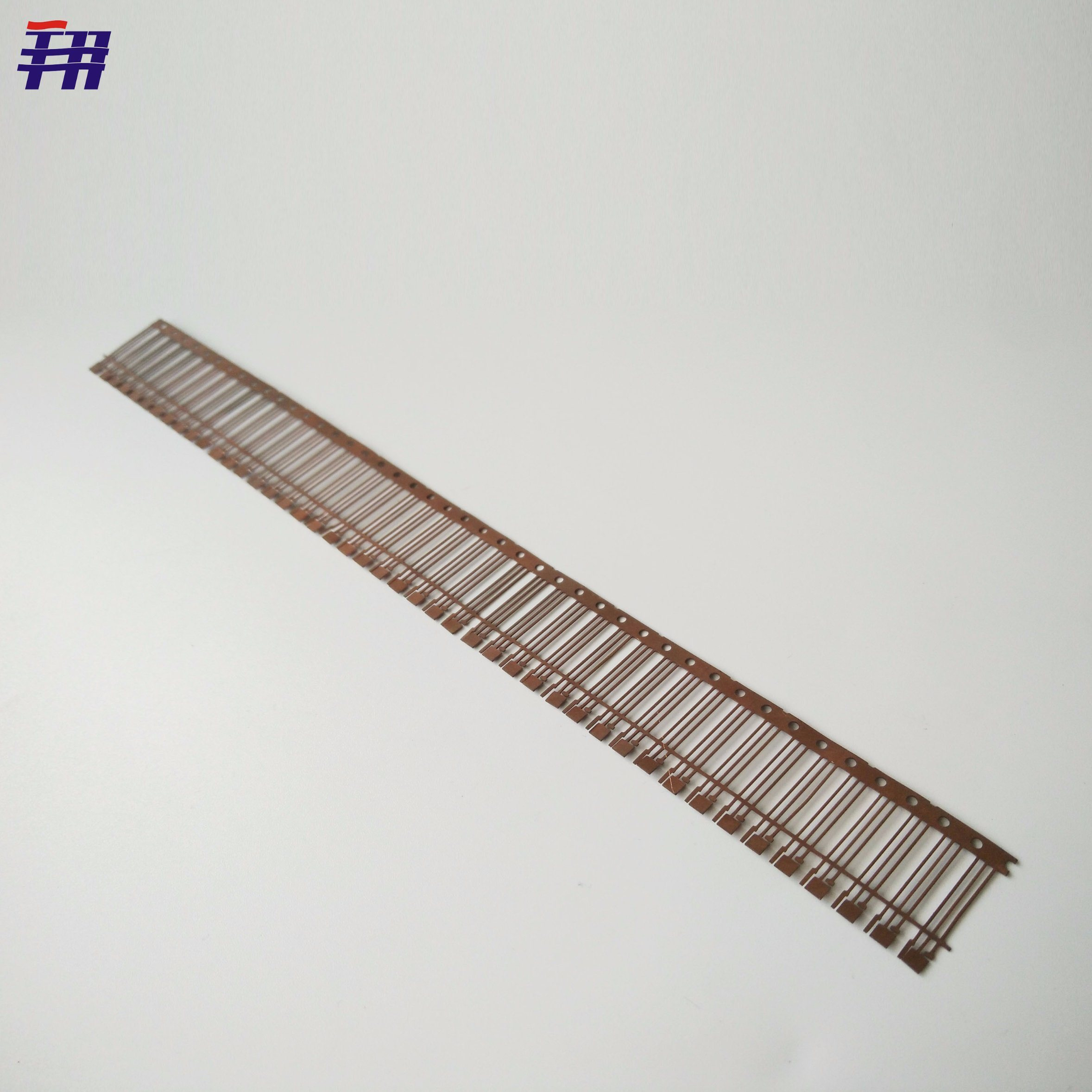 [Hot Item] OEM Custom Precision Metal Stamping Lead Frame with Etching  Process Made in China