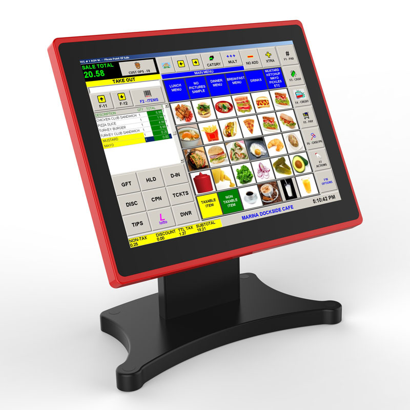 China Complete Pos System Cashier Registers Best Pos System