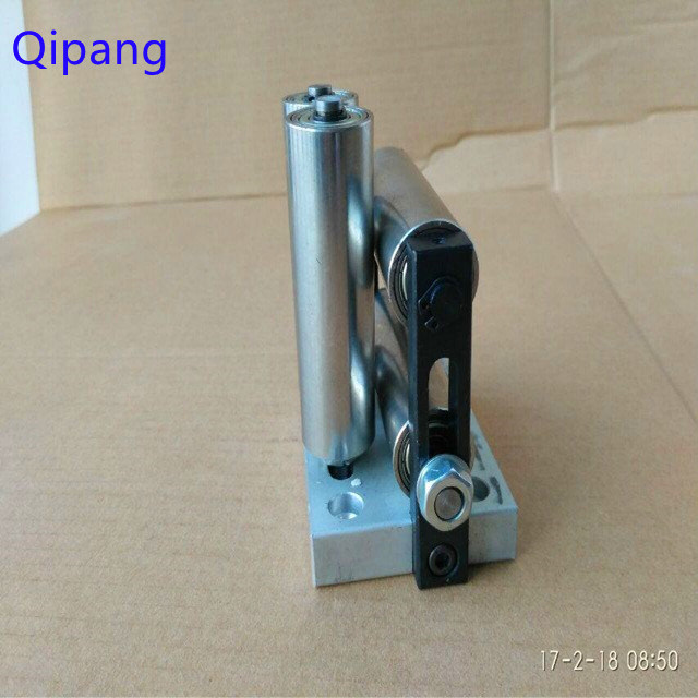 China Greenlee Cable Pulling Sheave Wire Guide Bearing Cross Guide ...