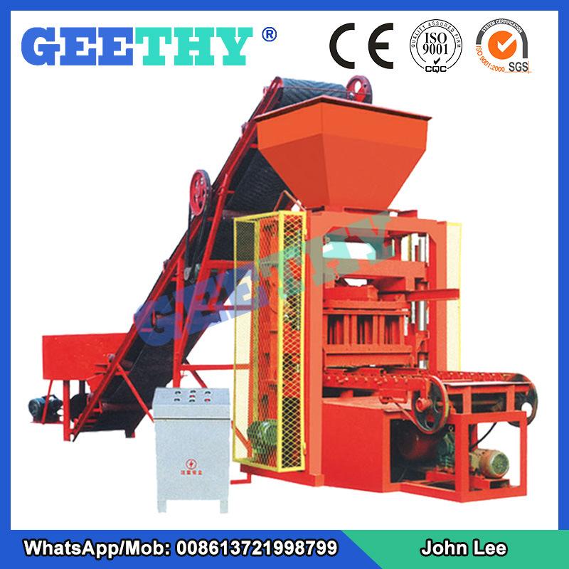 China 4 26 Cement Concrete Mixer Blet Block Machine China Block
