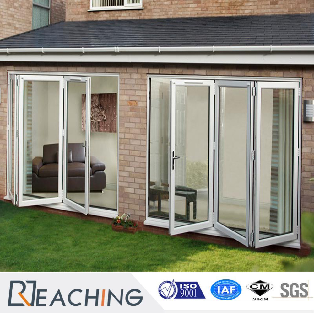 China High Strength Support Hardware Double Glazing Exterior