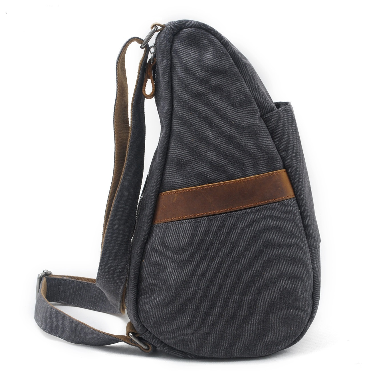 China leather canvas leisure sport chest bag and new design unisex sling  crossbody bag china sling e10a2c990ca3e