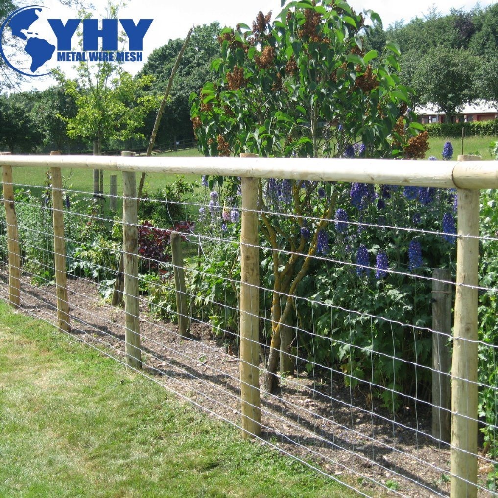 China Galvanized Livestock Prevent Hinge Joint Page Wire Farm Field ...