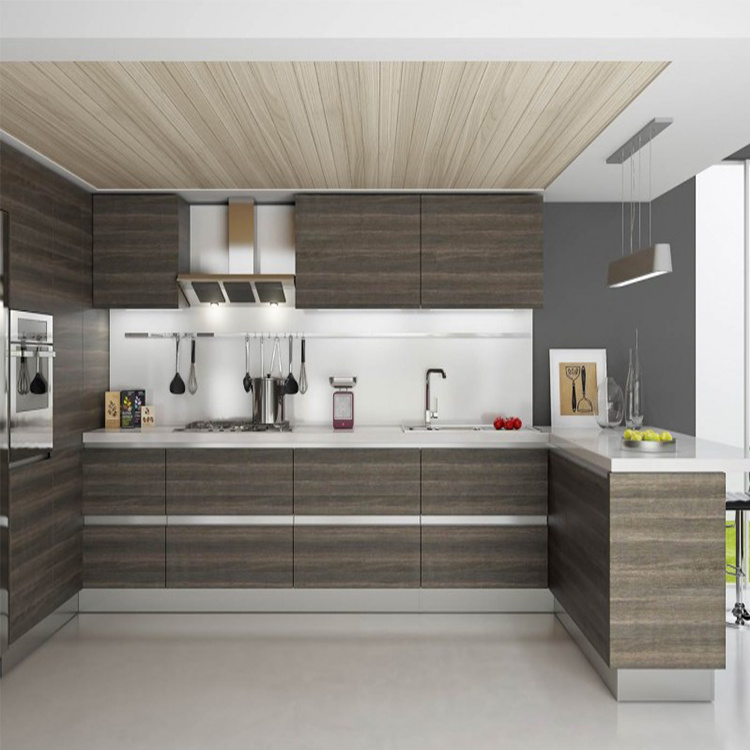 China Modern Kitchens Cabinet Designs, Movable Kitchen Cabinets India