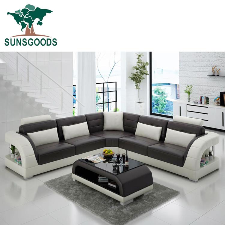 China Modern Cheap Corner Sofa L Shape Affordable Leather Sofa With Storage  - China Classic Furniture, Modern Classic Furniture