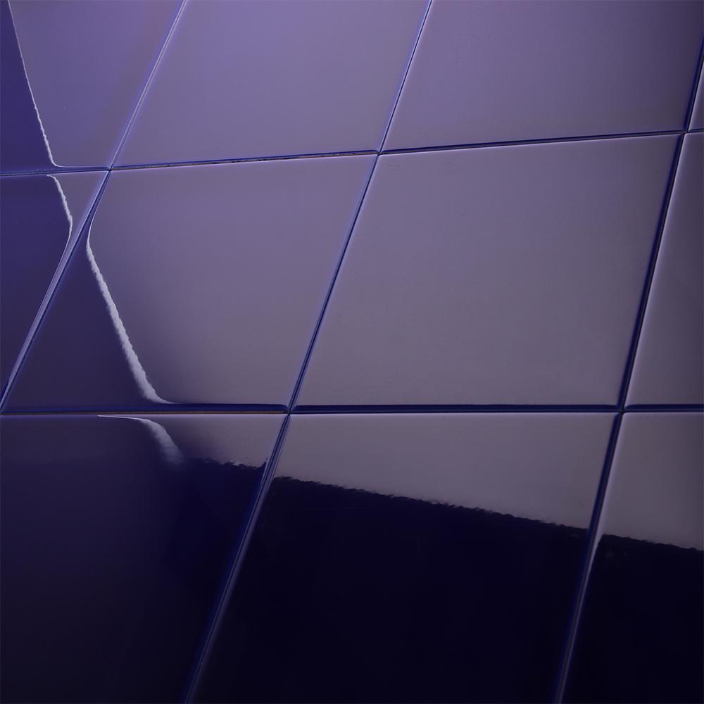 China Treasure Blue 8x8inch20x20cm Italian Floor Tile Ceramic Tile