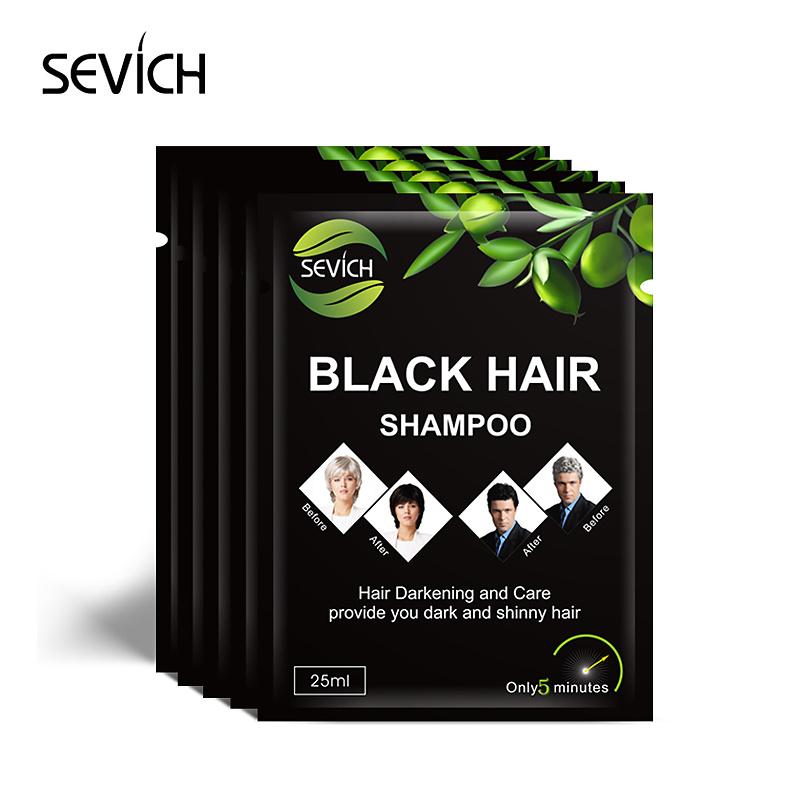 China Magic Hair Color Dye Shampoo Change To Black Hair Shampoo Type