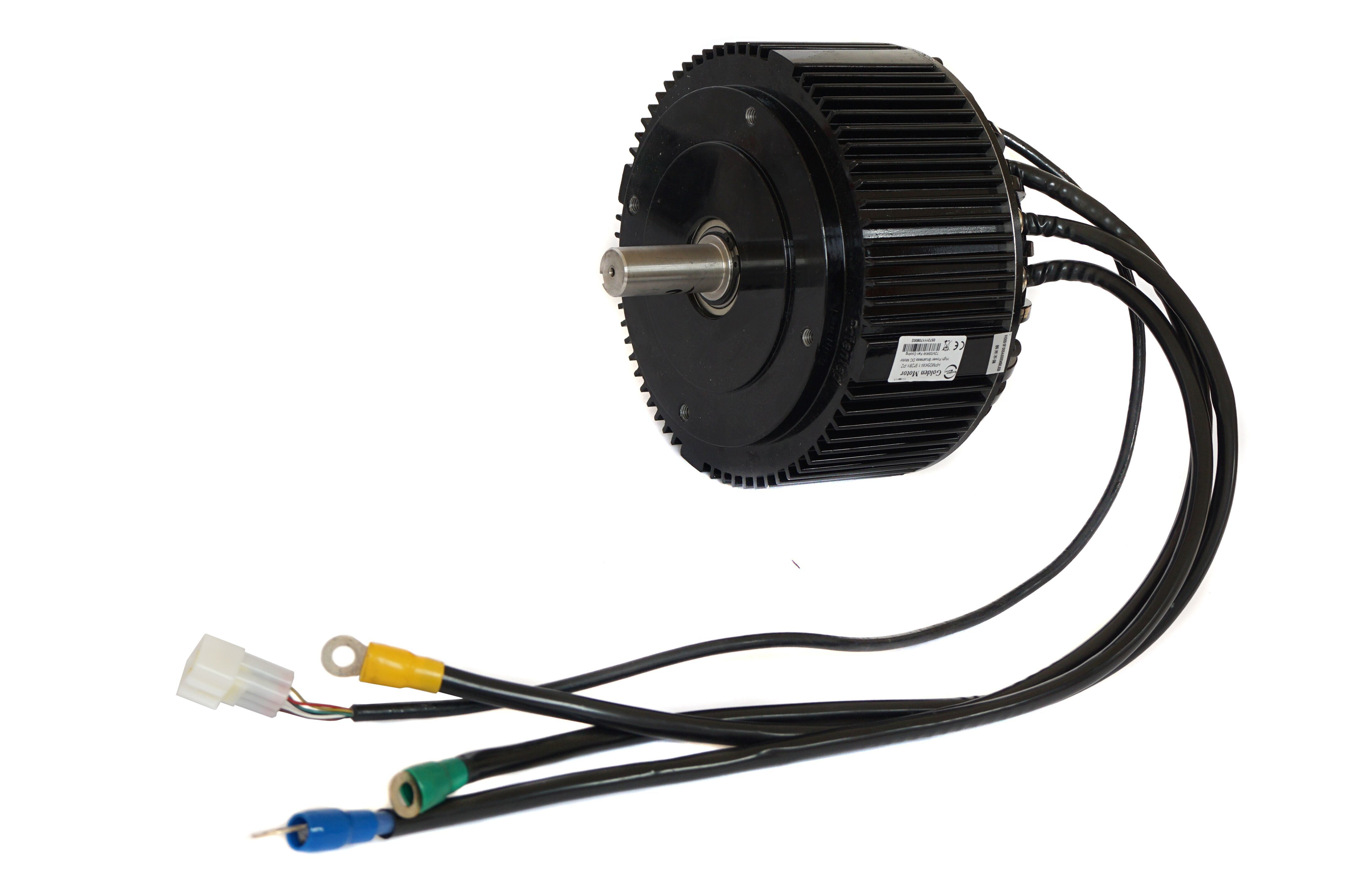 China 10kw High Efficiency Brushless Motor for Electric Car