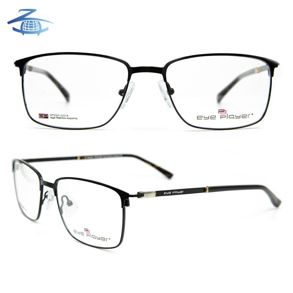 6fbdb6e3f2e China Hight Quality Super Light Metal Full Frame Tr90 Temple Eyeglasses - China  Eyeglasses