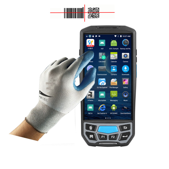 [Hot Item] IP67 3-Proof 3G WiFi OEM Inventory Management Logistics  Industrial Android Mobile PDA