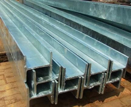 China Steel H Beam Galvanized Ss400 Q345b China