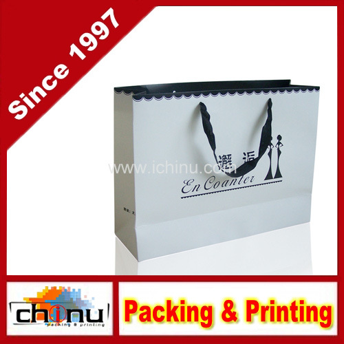 Paper Shopping Bags with Handle (2129) pictures & photos