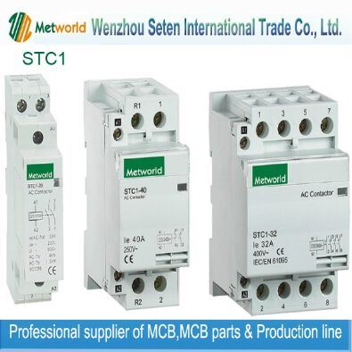 IEC En 61095 Modular Contactor STC1