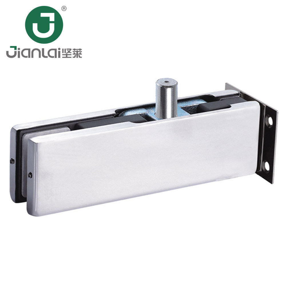 China Glass Door Patch Fittings Wall Mounted Glass Connector With