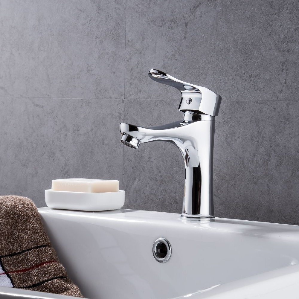 Lead Free Br Bathroom Sink Faucet