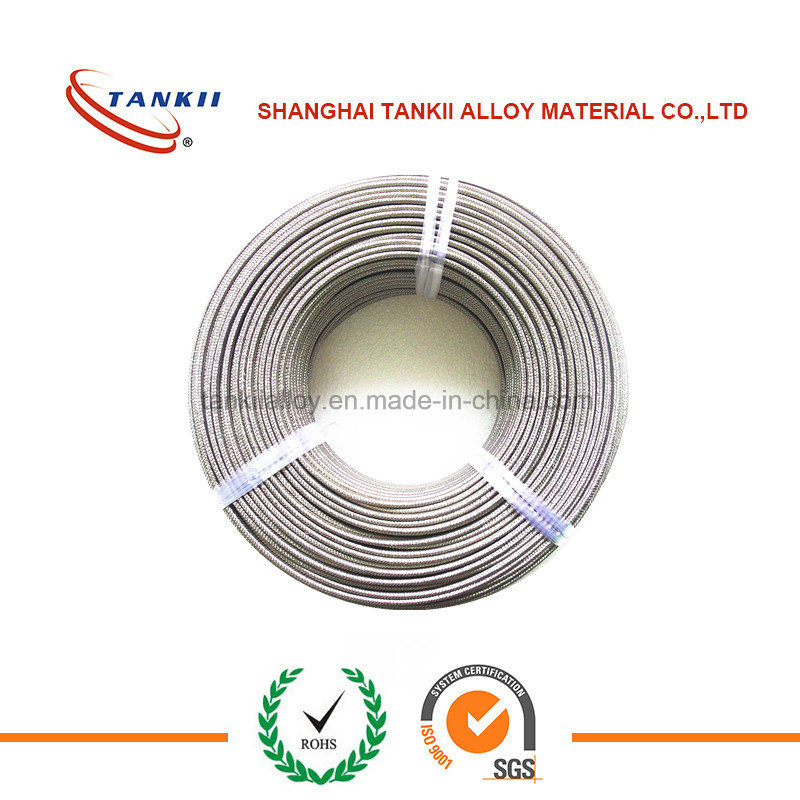 China Cr20ni80 Insulated Nichrome Heating Resistance Wire with ...