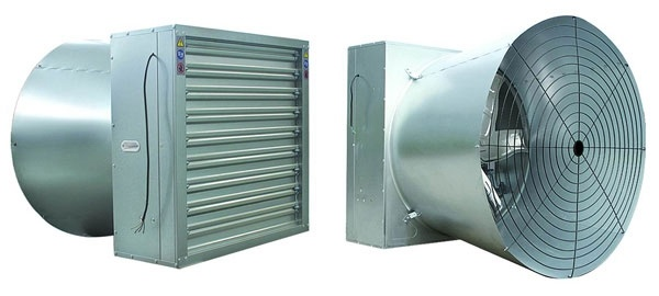 Good Price-36′′ Butterfly Cone Husbandry Industrial Ventilation Exhaust Fan for Greenhouse