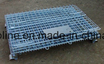 Metal Steel Wire Mesh Container pictures & photos