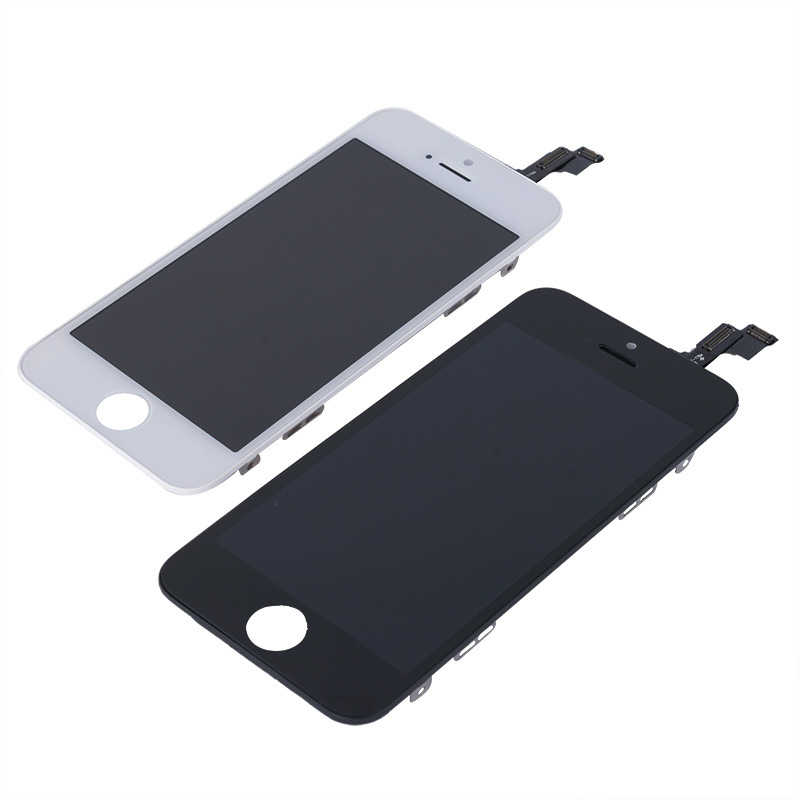 Factory Price Mobile Phone LCD for iPhone 5s Touch Screen, for iPhone 5s Digitizer Replacement