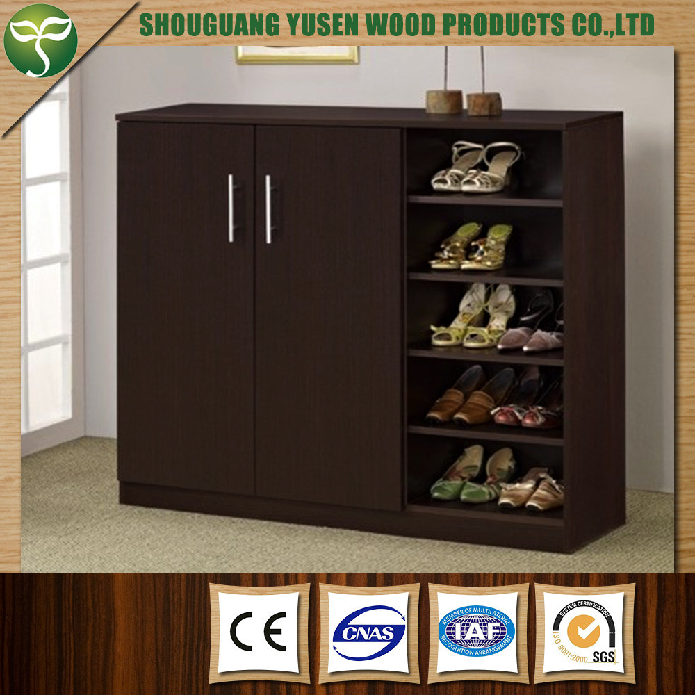 Wooden Shoe Rack with Free Design