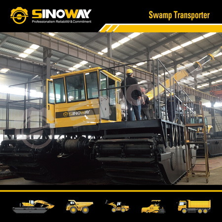 Sinoway Amphibious Cargo Buggy, Swamp Transporter pictures & photos