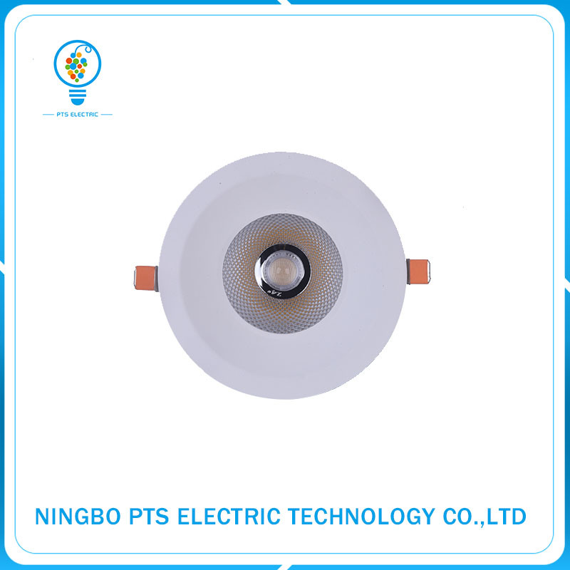 15W 1350lm Hot Sale Lighting Fixture Recessed Waterproof LED Downlight IP40