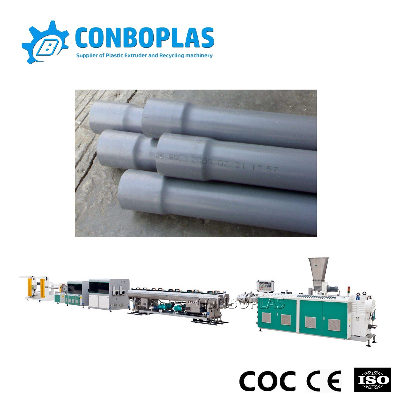 Cpvc Conduit Upvc Electrical Plastic Flexible Wiring Pipe China Tube Drinking Water Making Machines Extruder Machine 1500x1500