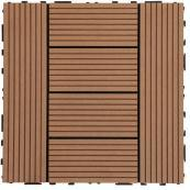 WPC DIY Decking Tile for Outdoor Use with CE pictures & photos