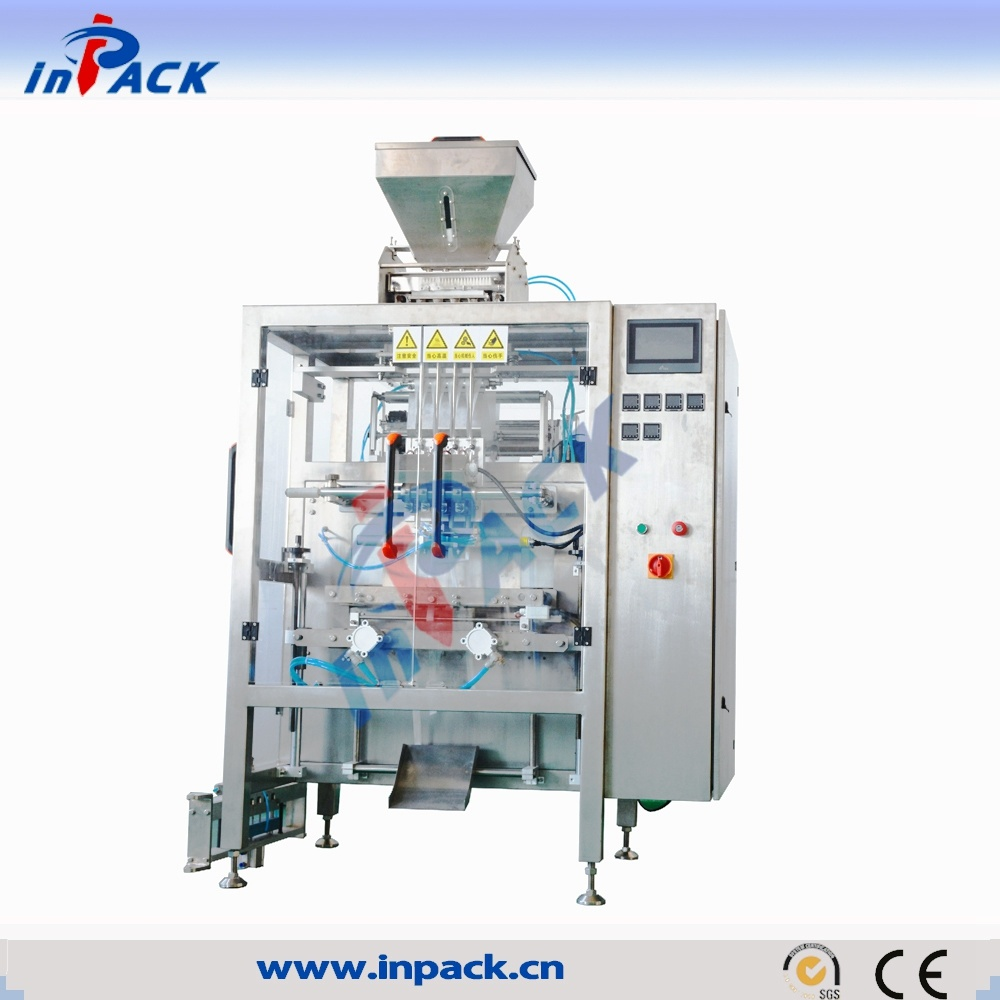 [Hot Item] Automatic High Quality Multitrack Packing Machine