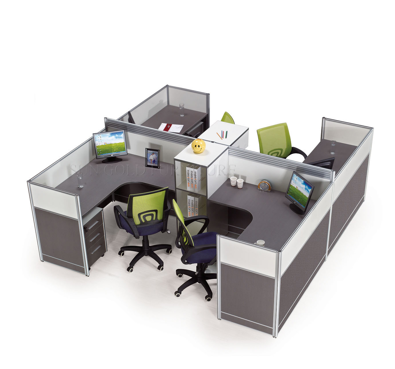 Wood office furniture manufacturers designs