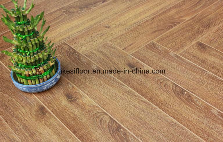 China Herringbone Laminate Flooring 816 China Laminated Flooring