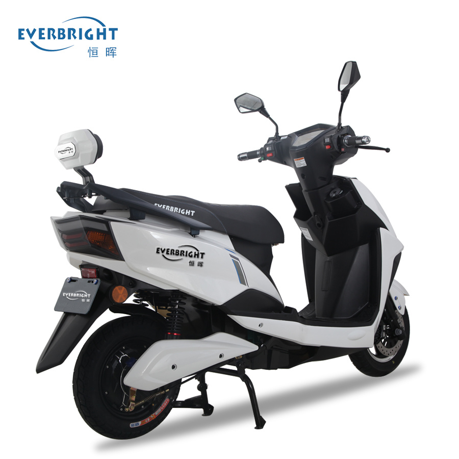 2400W EEC Electric Adult Motorcycle, Electric Scooter with Lithium Battery pictures & photos