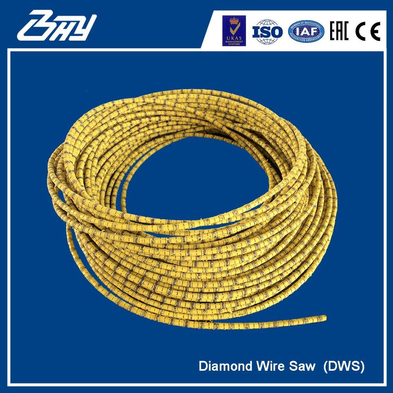 China Hydraulic Diamond Wire Saw/Pipe Concrete Cutting Machine ...