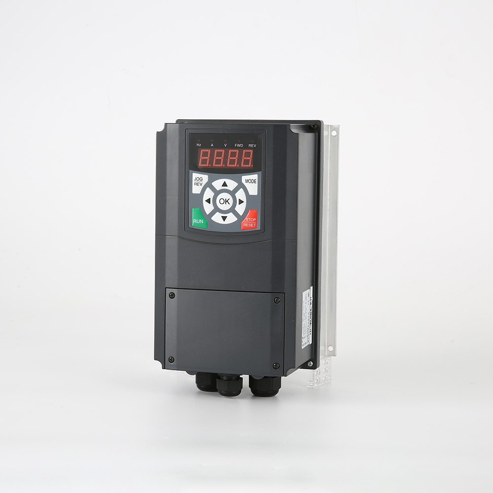 IP54 Pump Frequency Inverter for Pump Zvf600 Series 2HP/1.5kw