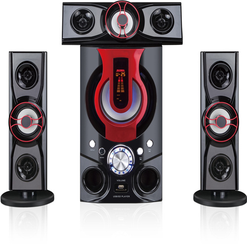 China 3 1 usb speaker home theater speaker with usb - Home cinema bluetooth ...