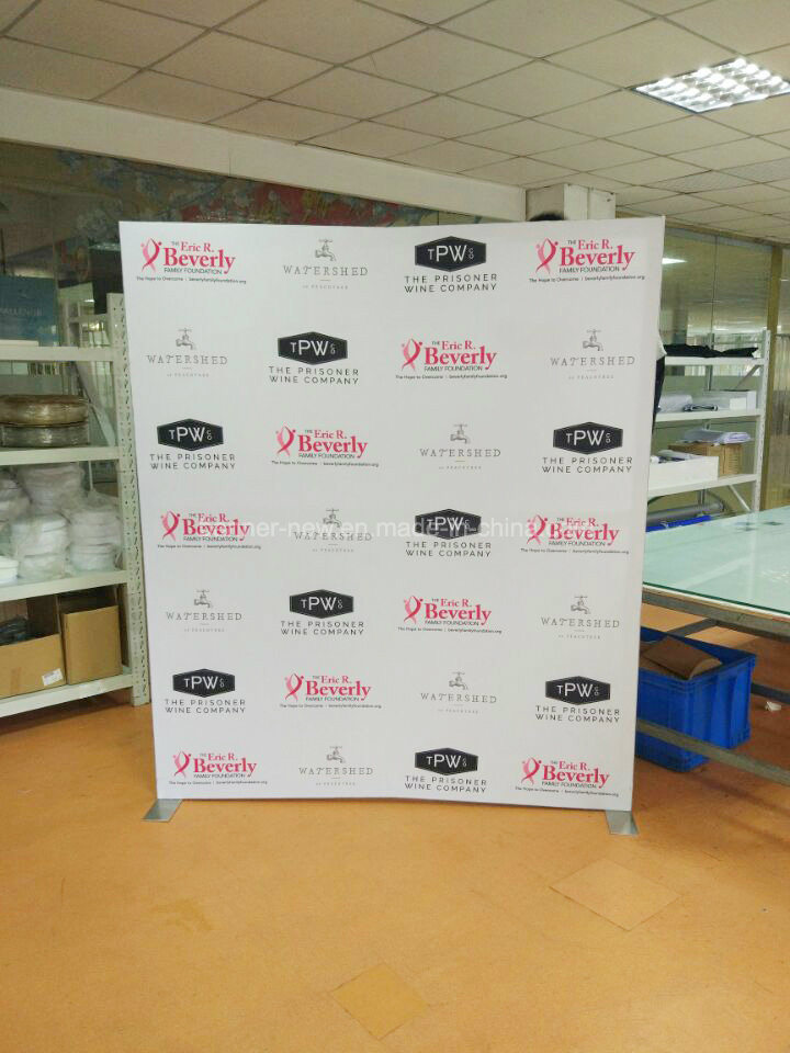 China Easy Change Fabric Aluminum Frame Display Banner (SS-FB-2 ...