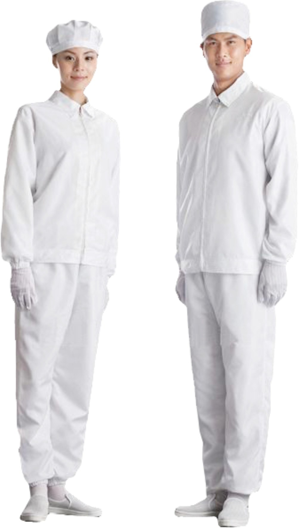 Electronic Conductive Yarn ESD Garment Apparel Protective Workwear