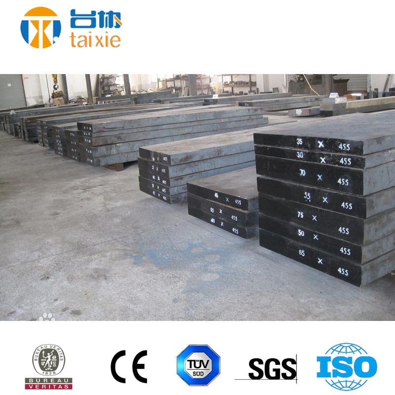 High Quality SKD1 AISI D3 Mould Steel 1.2080 pictures & photos