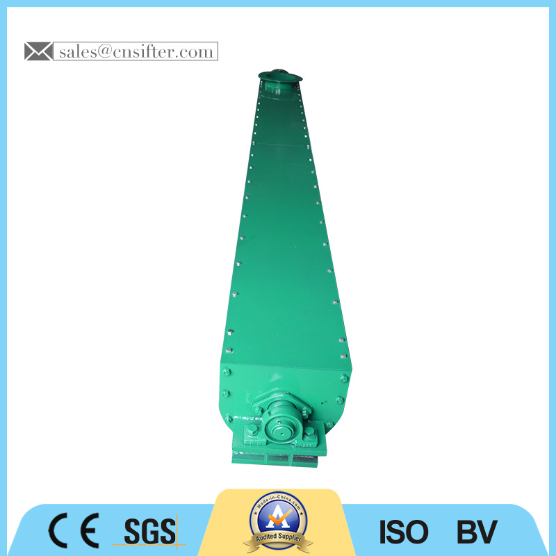 Shaftless Screw Conveyor for Silo Cement